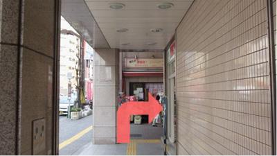新御徒町駅・佐竹商店街